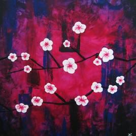 Les fleurs de Cerisier