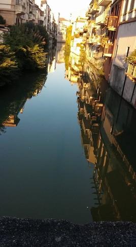 Promenade à Padou