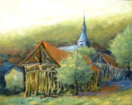 Village de Laforêt à Vresse