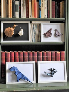 l'origami et son art