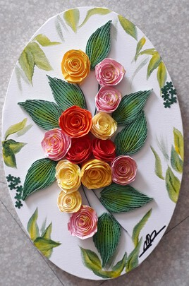 Rose cadeau