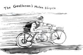 Gentleman driver speeder