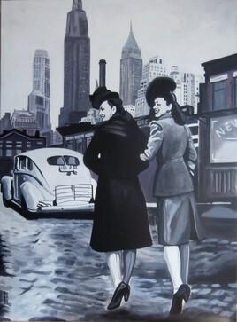 Ballade in New-York