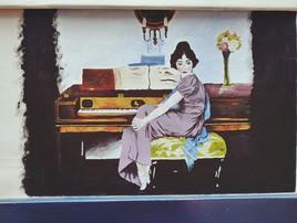 Piano déco Henri Herz - Leçon de piano