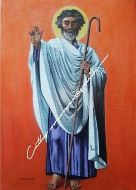 Saint Luc patron des artistes