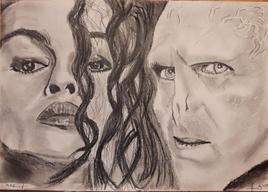 Bellatrix & Voldemort