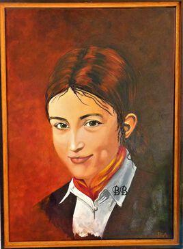 """""""Portrait, Années 70"""""""