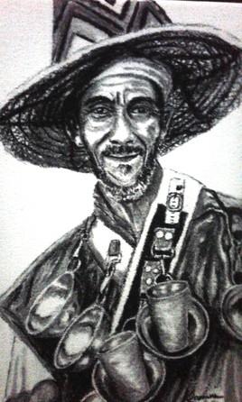 porteur d'eau berber