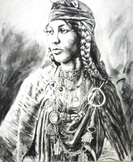 femme berbere