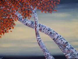 les deux arbres