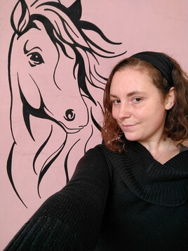 Fresque cheval