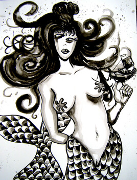 Sirène d'Ulysse