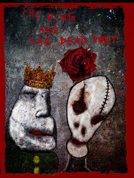 The king and the dead poet