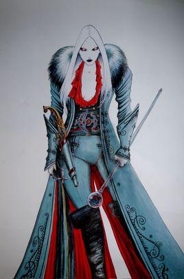 Reine des Ames Mortes