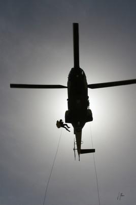 Groupe d'Intervention Héliporté. Sécurité Civile