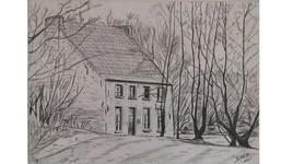 """maison """"van gogh"""" à Cuesmes"""
