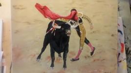 mouvement dans la corrida