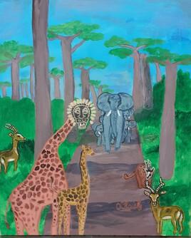 Avenue des baobabs ou Bd des faux semblants