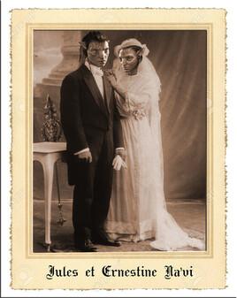 Un beau mariage .