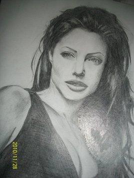 Angeolina Jolie