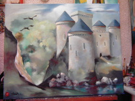 le château des Roches Noires