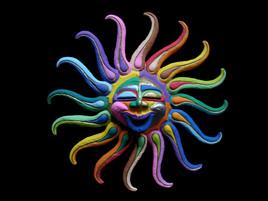Posca Del Sol 2 - Masque Ethnique