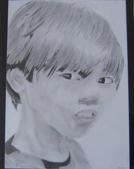 Un jeune philippin