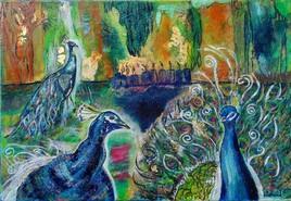 L'île aux paons