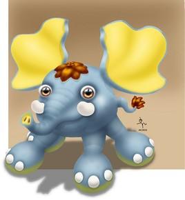 SD éléphant
