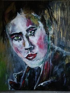 portrait de femme 5