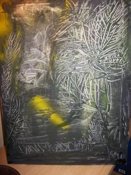 Paysage impressionniste