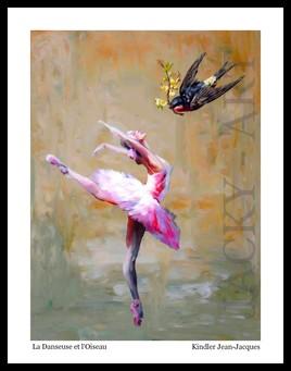 La Danseuse et L'oiseau