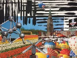 Les voyages immobiles- Le Benelux
