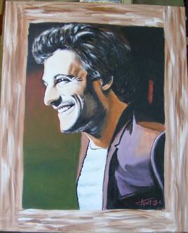 Portrait  AMIR