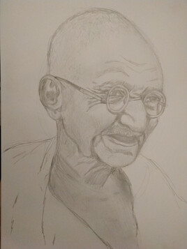 Le Mahatma Gandhi