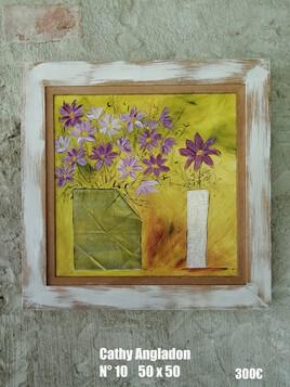 Bouquet de Fleurs N°010
