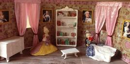 Mise en scène de Marie-Antoinette