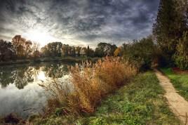 L'étang - Le fichier 20€ - Tirages tous formats voir mon site sur mon profil