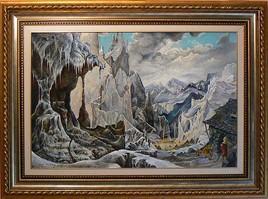 Hommage à l'enfant des montagnes