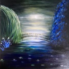 Le pont de Monet