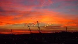 Ciel de Toulon.....
