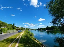 balade le long de la Seine..