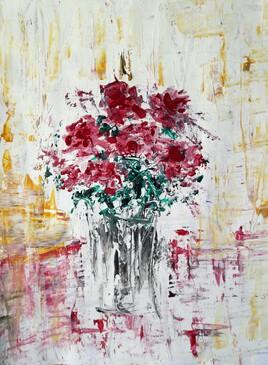Bouquet avec corolle