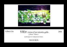VIE@ Vision d'un intestin grêle