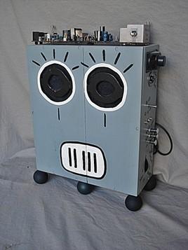 Radio-masque