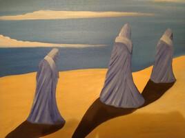 La traversée du désert des Berbères