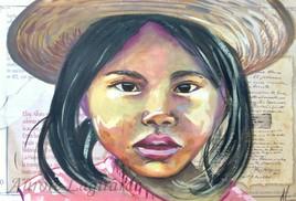Nina de Bolivia
