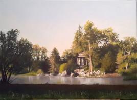 L'île de Reuilly à Vincennes