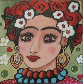 Frida la belle