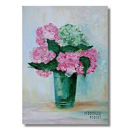 Hortensia rose